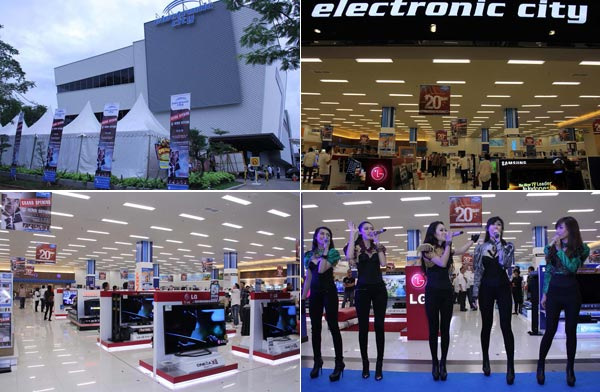 Electronic city opened another flagship stand alone store at alam go alam sutera thecheapjerseys Choice Image